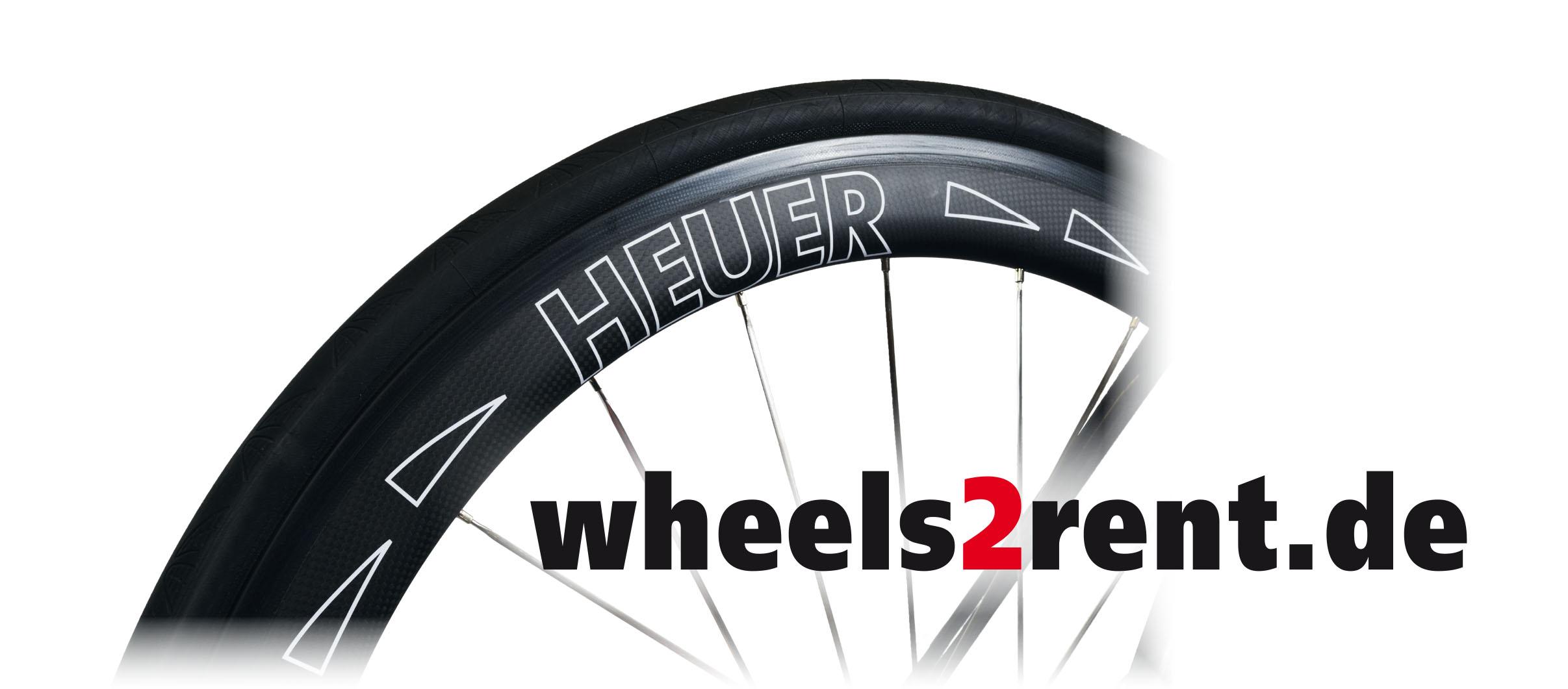 Wheels2rent ist wheels to rent